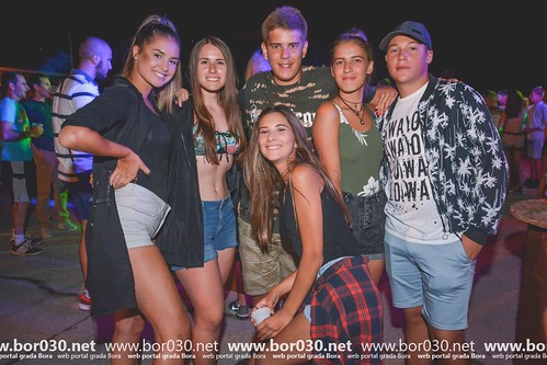 Pena party - Mali stadion (13.08.2018)