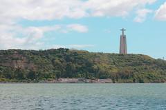 Le Tage (hans pohl) Tags: portugal lisbonne fleuves rivers landscapes paysages monuments tejo