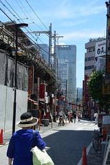 tokyo7268 (tanayan) Tags: urban town cityscape tokyo japan nikon v3 東京 日本 road street alley kanda 神田