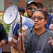 OCAD Organizer Abolish ICE Protest and Rally Downtown Chicago Illinois 8-16-18 3162