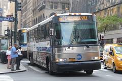 IMG_1037 (GojiMet86) Tags: mta nyc new york city bus buses 2007 d4500cl 3315 qm21 madison avenue 42nd street