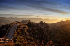 La Alpujarra (dubdream) Tags: alpujarras granada sierranevada trevélez españa spain dubdream olympuspenf fisheye colorimage landscape landschaft mountains