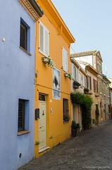 Colours of Rimini (ciccioetneo) Tags: rimini emiliaromagna romagna italia italy ciccioetneo estate summer rivieraromagnola nikond7000 nikon2470mm28 fishermenhouses casedeipescatori sangiulianoamare