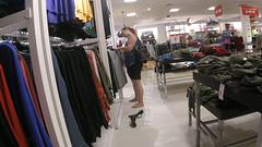 Feet Hurt while Shopping after Work (Fanta_Productions) Tags: pantyhose pantyhosefetish footfetish shoppingfetish shoedipping shoeplay highheels pantyhosefeet feet femalefeet barefoot fantaproductions videoscreenshot