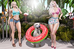 Blueberry June (kirstentacular) Tags: arcade blueberry cae catwa essenz eudora3d exile foxcity kunglers maitreya pinkfuel rewind senseevent shinyshabby ultra wasabi