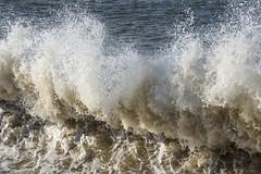 Splash (Keartona) Tags: saltburn beach wave breaking crashing water spray sea coast northyorkshire england spring motion energy