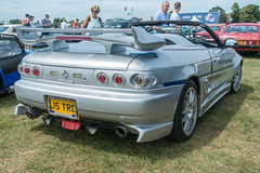 1996 Toyota MR2 Spider - J5 TRD - Classic & Sportscar Show with Flywheel 2018 - Bicester Heritage - 23rd June 2018 (Trackside70) Tags: classicandsportscarmagazine classiccar car plane airplane bicesterheritage bicester uk england historic summer 2018 june show sunshine sony dscrx100m3 pse14 toyota mr2 spider