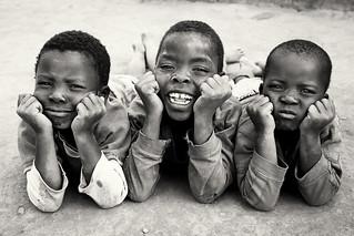 Malawi, funny kids