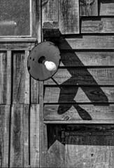 Lanterne N&B 2500px (christophe surman) Tags: aquitaine arcachon blackandwhite blackwhite noiretblanc noirblanc light monochrome monochrom old decay rusted wood