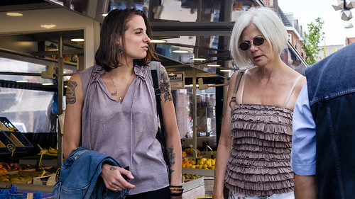 Amsterdam, Center, Mother&Daughter, Netherlands, Street, Style, Sunglasses