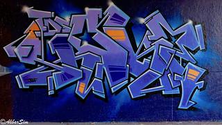 Den Haag Graffiti SHAKE