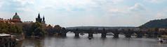 Karls-Brücke (kevin.schmid) Tags: karlsbrücke prag tschechien europe love bridge water wolga awesome famous