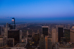 Evening (Arutemu) Tags: america american us usa unitedstates urban nyc ny newyork newyorkcity nuevayork manhattan city cityscape canon ciudad eos5d 5d view ville vista topoftherock evening panorama lowlight wideangle winter アメリカ 米国 美国 ニューヨーク ニューヨーク市 紐育 マンハッタン 都市 都市景観 都市の景観 都市の全景 都会 大都会 町 街 夜 夜景 風景 光景 見晴らし 景観 観光 観察 展望台