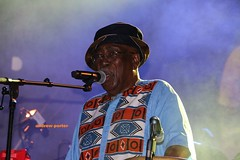 bill curtis of the fatback band (andy_porter69) Tags: bill curtis fatback band margate soul festival winter gardens legend 86 years old his birthday