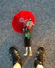 """Ой все!"" (xaskixarf) Tags: greencolor blackeyes minsk resinsoulju green doll ju belarus spring bjd resinsoul bjdbelarus makuta flowers bjdclub"
