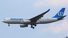 IMG_6774 EC-LQO (biggles7474) Tags: egkk lgw london gatwick airport eclqo airbus a330 a330243 air europa bernardo de galvez malaga