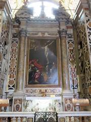 20170525 Italie Gênes - L'Eglise de Jésus - Simon Vouet -(1590-1649)- (anhndee) Tags: italie italy italia gênes genova church église eglise peintre peinture painting painter