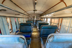 Silver Bullet II (stephenk1977) Tags: australia queensland rail silverbullet 2000 class abandoned neglected stored preserved