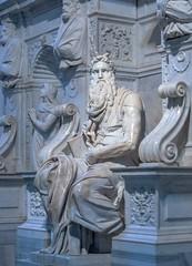 Roma (RM), 2018, Chiesa di San Pietro in Vincoli. (Fiore S. Barbato) Tags: italy lazio roma chiesa basilica san pietro sanpietro vincoli catene tomba mausoleo giulio michelangelo mosé scultura