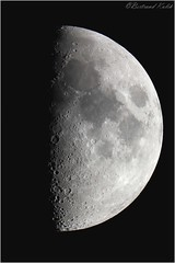 Lune du jour (bertrand kulik) Tags: moon lune ciel sky astronomy astronomie nature