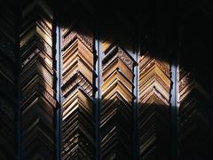 Dallas, TX (BurlapZack) Tags: olympustoughtg5 vscofilm pack01 dallastx designdistrict frames frame sunlight shadow shade sunrays beam contrast hardlight pointandshoot compact digitalcompact advancedcompact waterproofcamera waterproofcompact corners edges frameshop framer gold