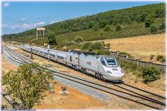 Alvia en Sarracín d'Aliste (440_502) Tags: 730 alvia híbrido talgo grupo renfe operadora viajeros galicia pontevedra sarracín de aliste madrid chamartín directo