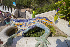_MG_4273 (jenabor) Tags: barcelona catalunya spagna es salamandra salamander park parco parkguell architettura architecture arquitectura antonigaudí gaudí