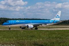 KLM Cityhopper PH-EXF (U. Heinze) Tags: aircraft airlines haj hannoverlangenhagenairporthaj airways airplane eddv flugzeug planespotting plane nikon