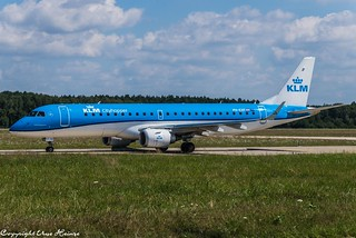 KLM Cityhopper PH-EXF