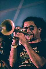 Ashlin Parker, Trumpet Mafia - Satchmo Summerfest 2018