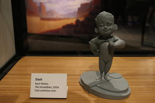 """Dash Maquette from The Incredibles - The Science Behind Pixar • <a style=""""font-size:0.8em;"""" href=""""http://www.flickr.com/photos/28558260@N04/43882282071/"""" target=""""_blank"""">View on Flickr</a>"""