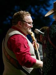 Eli Johnston (joeldinda) Tags: kccampground milanbluegrassfestival bluegrass milan 2018 michigan city band omd em1ii em1 doylelawsonquicksilver 4194 august omdem1mkii olympus