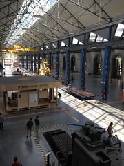 Les Capucins.Ex atelier de l'arsenal de Brest (jpleroux65) Tags: usine architecture toiture atelier arsenal france bretagne finistère capucins brest