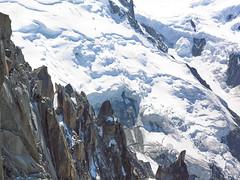 Mont Blanc Area glacier (Jonathon Bennett Photos) Tags: montblanc chamonix ski glacier granite climb downhill