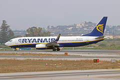EI-EVZ Boeing 737-8AS Ryanair AGP 30-06-18 (PlanecrazyUK) Tags: lemg malaga–costadelsolairport malaga costadelsol eievz boeing7378as ryanair agp 300618