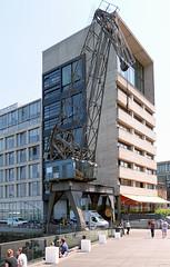 P1010210 (karlheinz.nelsen) Tags: düsseldorf städte landeshauptstadt medienhafen landtag