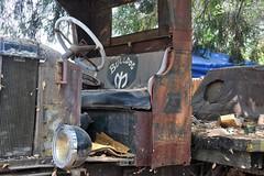 AuburnDrive34 (ONE/MILLION) Tags: vacation travel tours old antiques back roads bulldog trucks chain drive rust star mack truck williestark onemillion