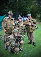 WW2 British Paratroopers Squad (big_jeff_leo) Tags: ww2 secondworldwar uniform