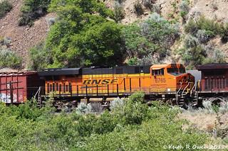 BNSF 6765 (ES44C4)