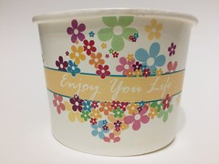 Enjoy Your Life (Majiscup Paper Cup Museum 紙コップ淡々記録) Tags: papercup taiwan enjoy your life