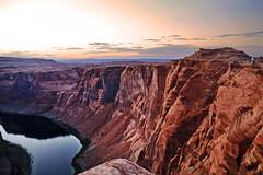 Horseshoe Bend, Arizona (alestaleiro) Tags: landscape coloradoriver horseshoebbend page canyon paisaje earth redland navajo landnavajo´s territories usa alestaleiro arizona desert desierto