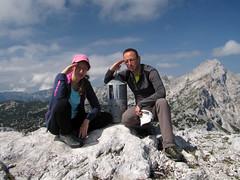 Na Velikem vrhu / On Veliki vrh (Damijan P.) Tags: hribi gore mountains hiking slovenija slovenia ksa kamniškosavinsjkealpe kamniksavinjaalps velikivrh velikazelenica križevnik prosenak