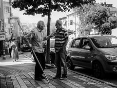 Street 563 (`ARroWCoLT) Tags: xiaomi minote3 mobiography cellphoneart cellphonephotography streetphotography people blackwhite bw art insan human arrowcolt monochrome bnwdemand bnwpeople bnw bnwstreet ishootpeople blackandwhite outdoor portrait streetportrait turkey türkiye üsküdar streetchat