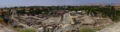 NP Overlook from Tel Beit She'an , IL - 2018 (petervabe) Tags: panoramas israel beitshean