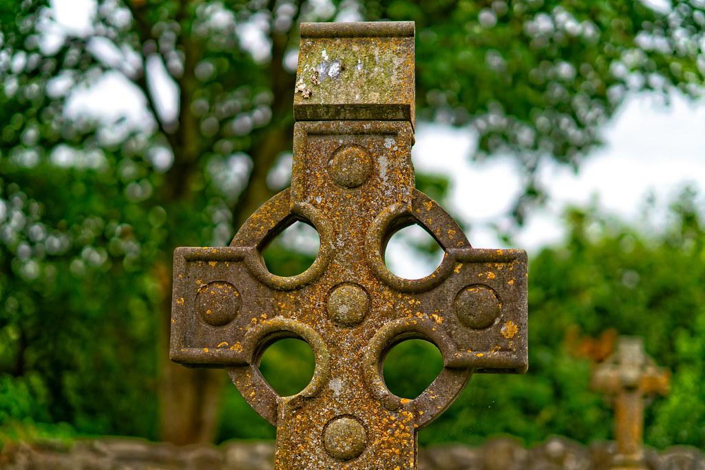 OLD CHURCHYARD KNOWN AS ST. JOHN'S [DUBLIN ROAD KILKENNY]-142956