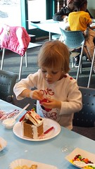 20161210_151530 (ypsidistrictlibrary) Tags: gingerbreadhouses gingerbread candy kids annual xmas christmas ydlwhittaker