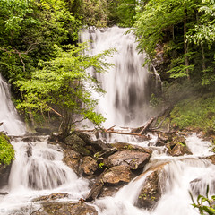 Waterfall in Helen, GA (JuanJ) Tags: nikon d850 lightroom art bokeh nature lens light landscape white green red black pink sky people portrait location architecture building city iphone iphoneography square squareformat instagramapp shot awesome supershot beauty cute new flickr amazing photo photograph fav favorite favs picture me explore interestingness wedding party family travel friend friends vacation beach water waterfall rock grass june helen ga georgia usa america