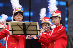 IMGL4044 (taticoma) Tags: brassband brass music musician child china red school teenage girl girls flute flutist