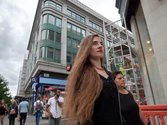 Oxford Street. 20180820T14-13-21Z (fitzrovialitter) Tags: girl candid portrait streetportrait peterfoster fitzrovialitter city camden westminster streets rubbish litter dumping flytipping trash garbage urban street environment london fitzrovia streetphotography documentary authenticstreet reportage photojournalism editorial captureone olympusem1markii mzuiko 1240mmpro microfourthirds mft m43 μ43 μft geotagged oitrack exiftool linearresponse long hair longhair verylonghair