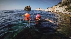 Swimrun Demain Rebelote aout 201800099 (swimrun france) Tags: swimrun calanques aout 2018 cassis freeswimrun provence trailrunning swimming open water hiking climbing